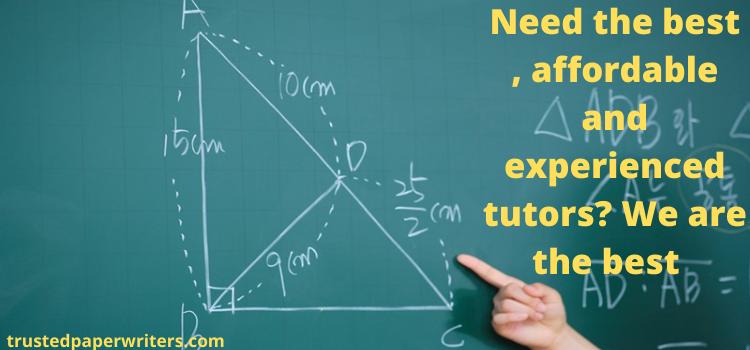 best online My Math Homework Service