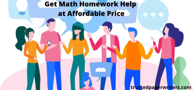 cheap online My Math Homework website