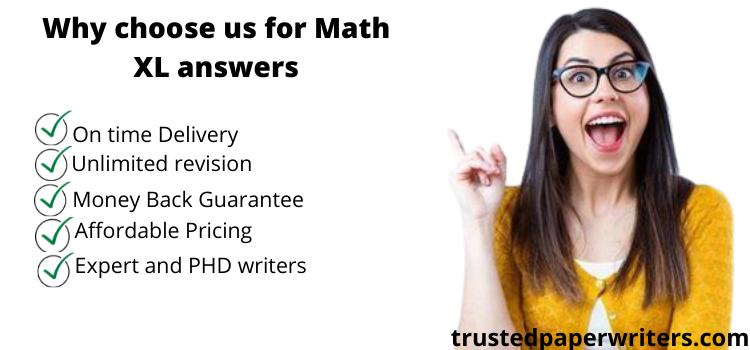 best online Math XL Answers service