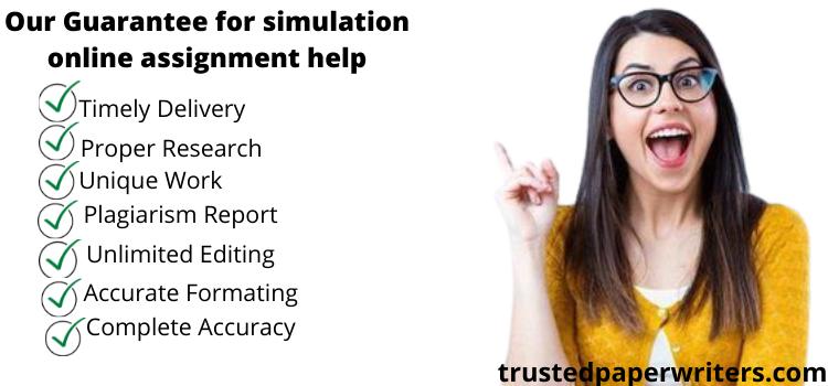cheap Simulation Assignment Help Online website