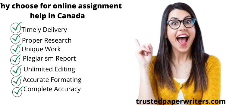 cheap online Assignment Help service In Canada
