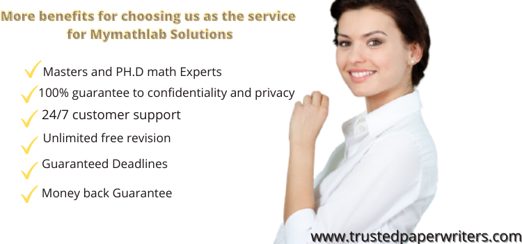 best service for Mymathlab Solutions