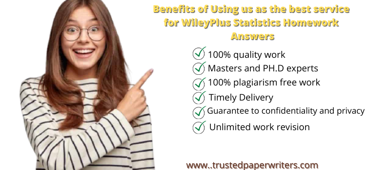 WileyPlus Statistics Homework Answers