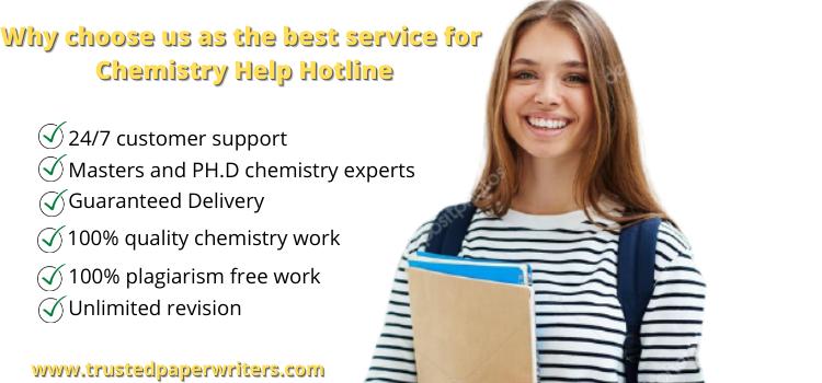 Chemistry Help Hotline