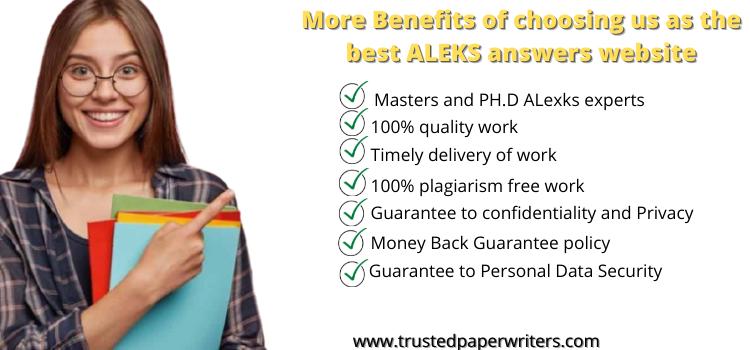 Best ALEKS answers website