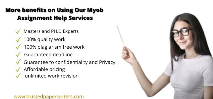 Myob Assignment Help Services