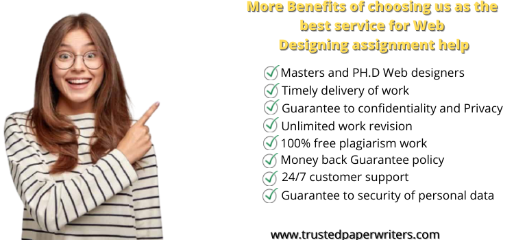 Best servive for Web Designing Assignment Help