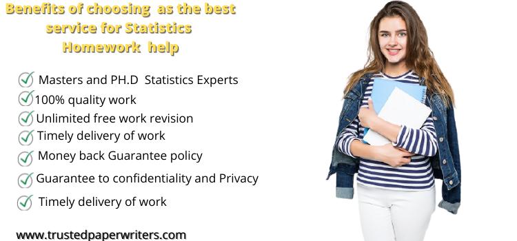Best Statistics Homework Help Service