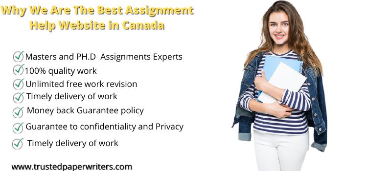 Best Assignment Help Website in Canada