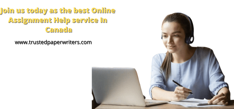 Online Assignment Help In Canada