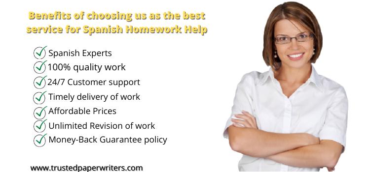 Best service for Spanish Homework Help