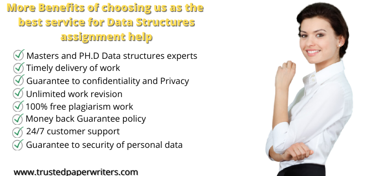 Best service for Data Structure Assignment Help
