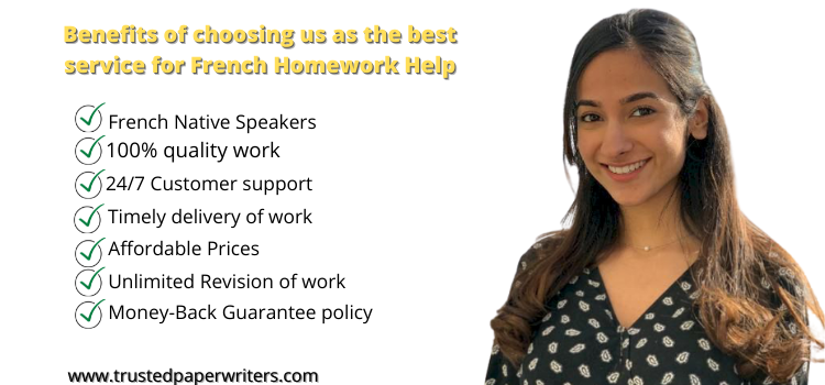 Best service for French Homework Help