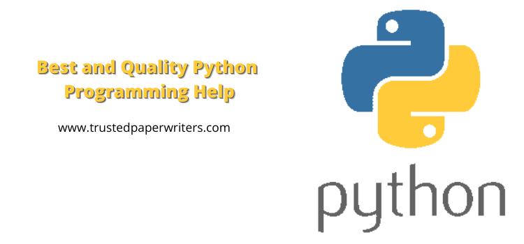 Best website for Python Homework Help