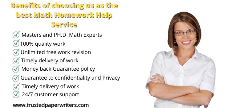 Best Math Homework Service