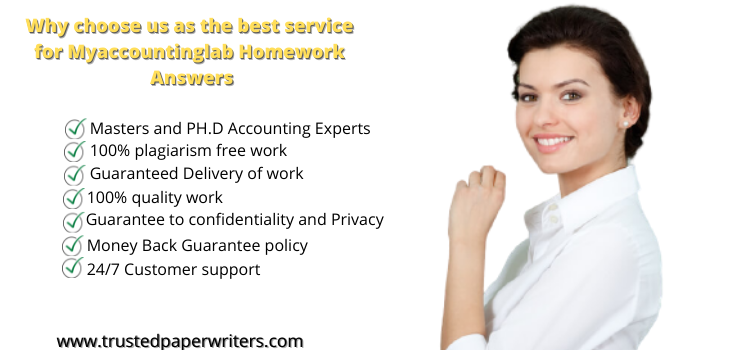 Best service for myaccountinglab homework answers