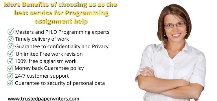 Best Service for Programming Assignment Help