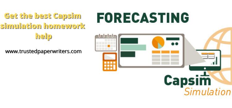 Best service for capsim simulation homework help