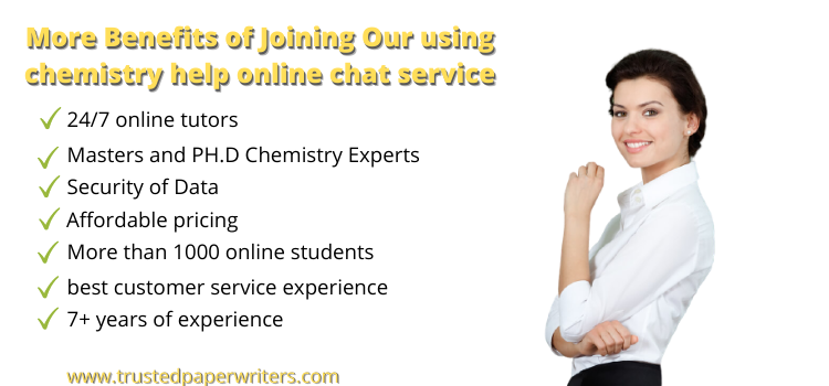 Chemistry Help Online Chat